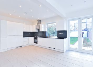 Thumbnail 3 bed detached bungalow for sale in Oakleigh Road North, London