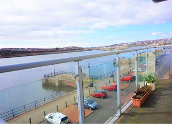 Thumbnail 1 bed flat for sale in Cei Dafydd, Barry