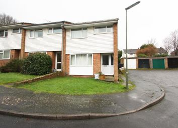 Thumbnail 3 bed end terrace house to rent in Woodside Close, Knaphill