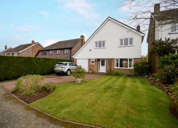 Thumbnail 4 bed detached house for sale in Mountbatten Way, Brabourne Lees, Ashford, Kent