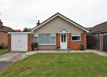 Thumbnail 3 bed detached bungalow for sale in Coniston Close, Felpham