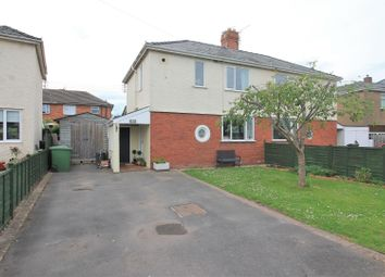 Thumbnail 3 bed semi-detached house for sale in Hampton Dene Road, Hereford