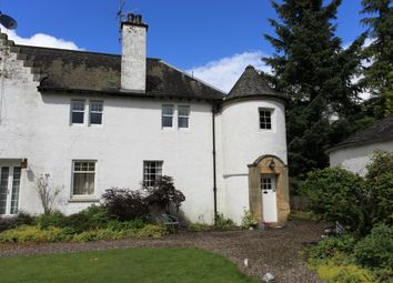 Thumbnail 2 bed flat for sale in Dunira, Comrie