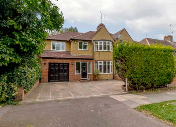 Thumbnail 4 bed semi-detached house for sale in Cannon Lane, Pinner, Middlesex