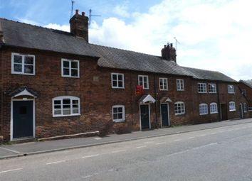 Thumbnail 1 bed terraced house to rent in Shrewsbury Street, Hodnet, Shropshire