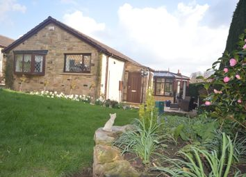 Thumbnail 2 bed detached bungalow for sale in Cranwood Drive, Huddersfield, West Yorkshire