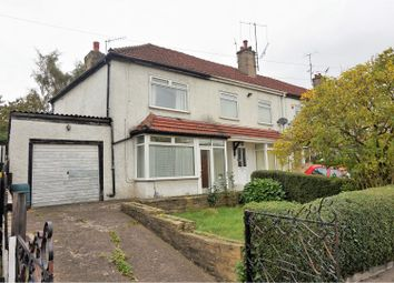 Thumbnail 3 bed end terrace house for sale in Norwood Avenue, Shipley