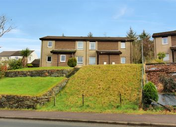 Thumbnail 2 bedroom flat for sale in 5 Craignish Place, Lochgilphead