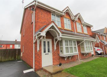 Thumbnail 3 bed semi-detached house for sale in October Drive, Tuebrook, Liverpool