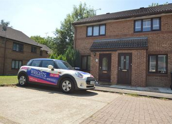 Thumbnail 2 bedroom end terrace house for sale in Tudor Close, Hatfield, Hertfordshire