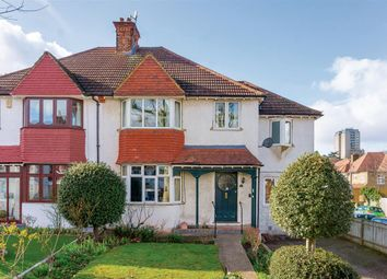 Thumbnail 4 bedroom end terrace house for sale in Sutherland Grove, London