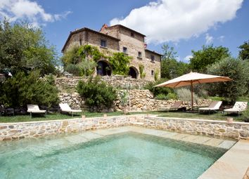 Thumbnail 5 bed farmhouse for sale in Le Pietrose, Radda In Chianti, Siena, Tuscany, Italy