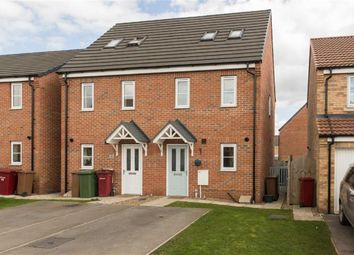 Thumbnail 3 bed property for sale in Plover Way, Scunthorpe