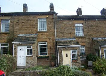 Thumbnail 2 bed cottage to rent in Barnsley Road, Flockton, Wakefield