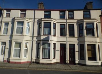 Thumbnail 4 bed terraced house for sale in Upper Ala Road, Pwllheli, Gwynedd