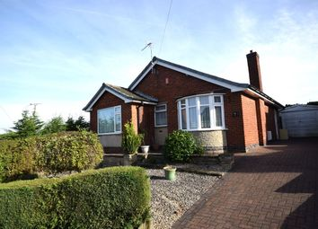 Thumbnail 3 bed bungalow for sale in Midfield Road, Kirkby-In-Ashfield, Nottingham
