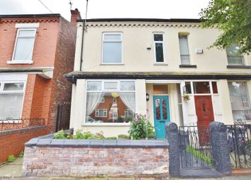 Thumbnail 3 bedroom terraced house for sale in Anson Street, Eccles, Manchester