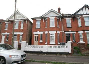 Thumbnail 3 bedroom semi-detached house for sale in Acland Road, Winton, Bournemouth