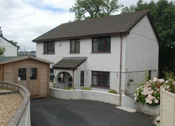 Thumbnail 5 bed detached house for sale in Hillside, St Austell, Cornwall