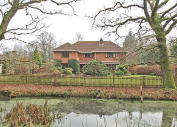 Thumbnail 5 bed detached house for sale in Brighton Road, Sway, Lymington