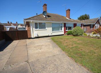 2 bed semi-detached bungalow for sale in June Avenue, Lowestoft NR32