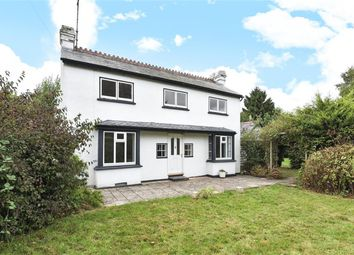 Thumbnail 4 bed detached house for sale in Brooklands, Kington Road, Weobley, Hereford