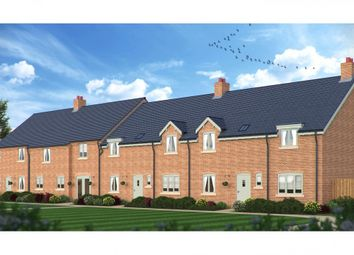 "Thumbnail 4 bed mews house for sale in ""Armitage"" at The Priory, Stafford"