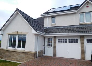 Thumbnail 4 bedroom detached house to rent in Sandee, Tranent, East Lothian