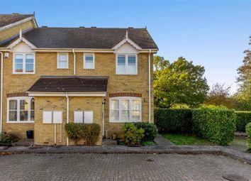 Thumbnail 2 bed end terrace house for sale in Nursery Gardens, Chislehurst