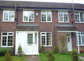Thumbnail 2 bed terraced house to rent in Harmans Drive, East Grinstead