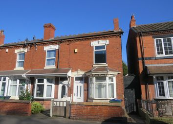 3 bed terraced house for sale in Brunswick Park Road, Wednesbury WS10
