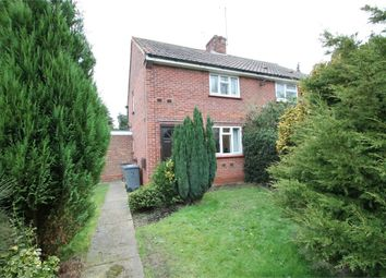 Thumbnail 3 bed semi-detached house for sale in Middleton Road, Yoxford, Saxmundham, Suffolk