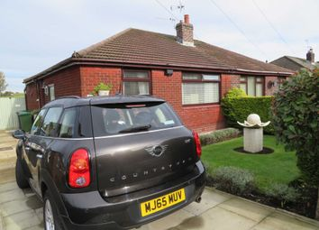 Thumbnail 2 bed semi-detached bungalow for sale in Marlfield Road, High Crompton, Shaw