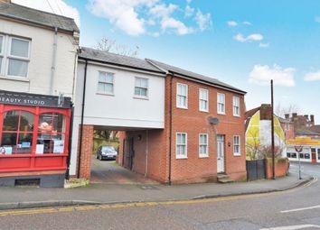 Thumbnail 2 bed property to rent in Fairycroft Road, Saffron Walden