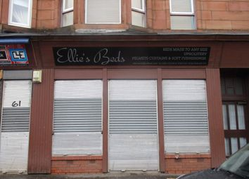 Thumbnail Retail premises to let in 63 Main Street, Glasgow