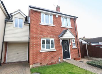 Thumbnail 4 bed semi-detached house for sale in Bilton Road, Hadleigh, Benfleet