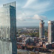 Thumbnail 1 bed flat for sale in Manchester Apartments, Charles St, Manchester