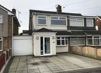 Thumbnail 3 bed semi-detached house for sale in Hesketh Drive, Maghull, Liverpool, Merseyside