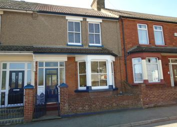 Thumbnail 2 bed terraced house for sale in Junction Road, Gillingham