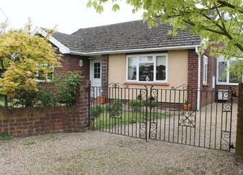 Thumbnail 3 bed detached bungalow for sale in Shelfanger Road, Diss, Norfolk