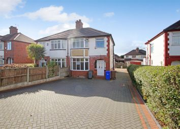 Thumbnail 3 bed semi-detached house for sale in Blurton Road, Blurton, Stoke-On-Trent
