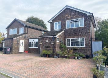 Ingrams Way, Hailsham BN27. 3 bed detached house for sale
