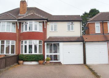 Thumbnail 3 bed semi-detached house for sale in Arnold Road, Shirley