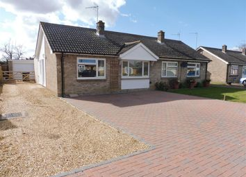 Thumbnail 2 bed semi-detached bungalow for sale in River Close, Mepal, Ely