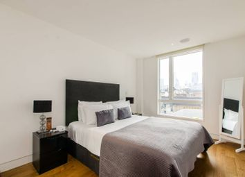 Thumbnail 1 bed flat to rent in Leonard Street, Old Street