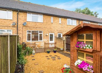 Thumbnail 2 bedroom terraced house for sale in Lancaster Road, Upwood, Huntingdon