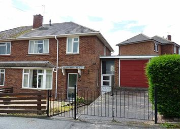 Thumbnail 3 bed semi-detached house for sale in Arkwright Close, Hereford