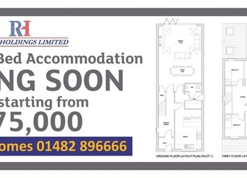 Thumbnail 4 bed detached house for sale in Plot 2, Main Street, Burstwick, East Riding Of Yorkshire