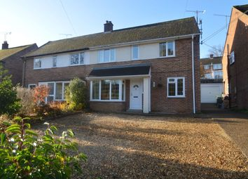 Thumbnail 3 bed semi-detached house for sale in Lower Lodge Lane, Hazlemere, High Wycombe