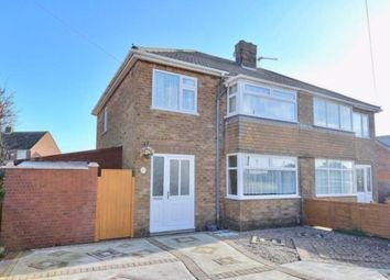 Thumbnail 3 bed semi-detached house for sale in Lavenham Road, Scartho, Grimsby